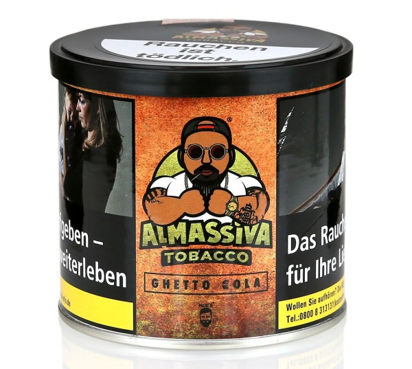 Al Massiva Ghetto Cola Shisha Tabak 200g