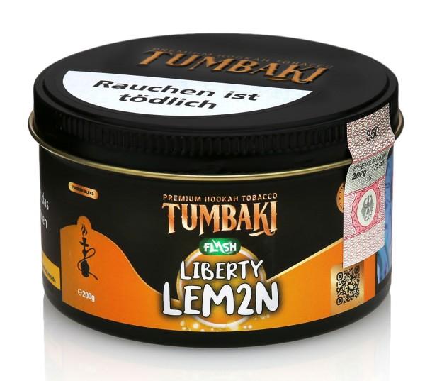 Tumbaki Tobacco - Liberty Lem1n Flash 200g