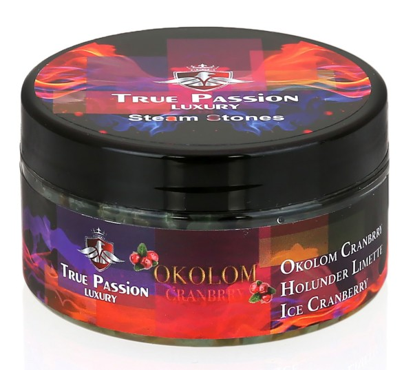 True Passion Steam Stones Okolom Cranbrry