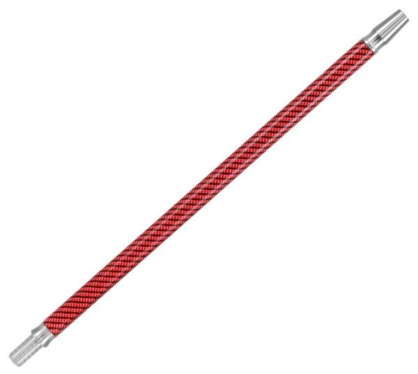 Caesar Mundstück Carbon Color 40cm Red