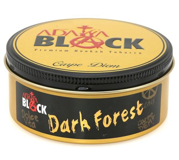 Adalya Black - Dark Forest Shisha Tabak 200g