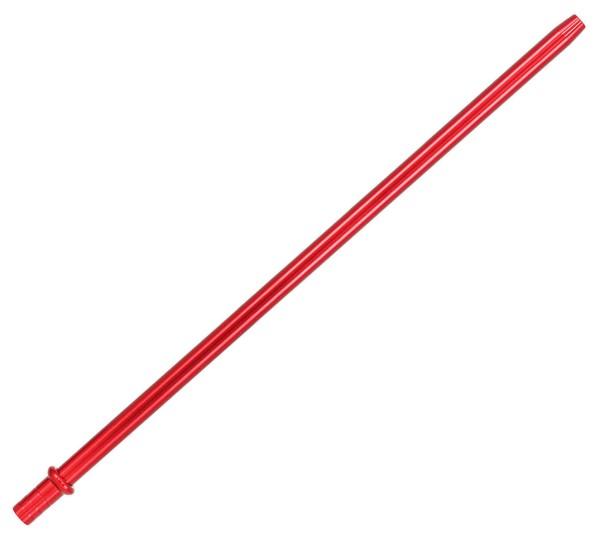 Aluminium Shisha Mundstück Aluslim Red