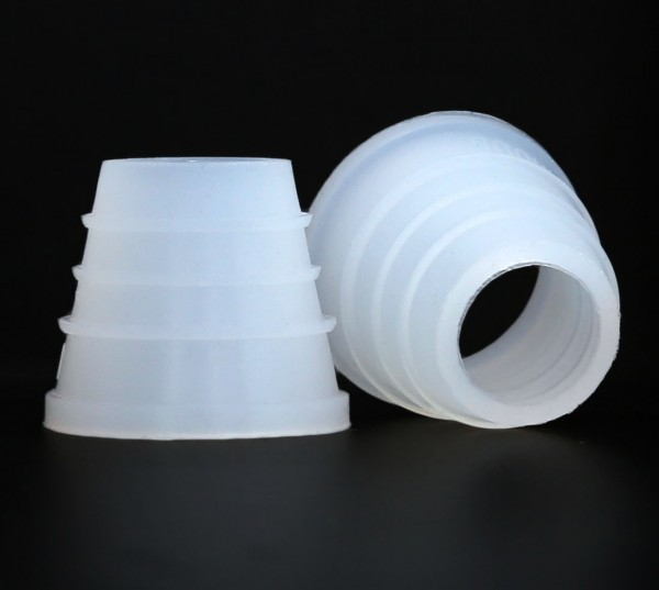 Kopfdichtung Grip Silikon Clear