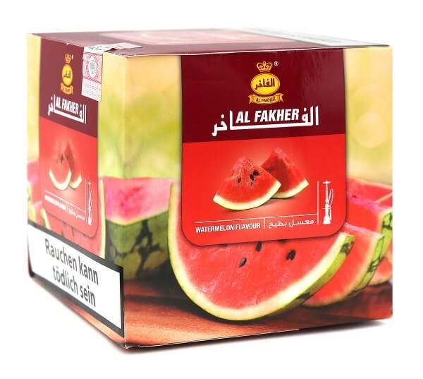 Al Fakher Wassermelone Shisha Tabak 1kg