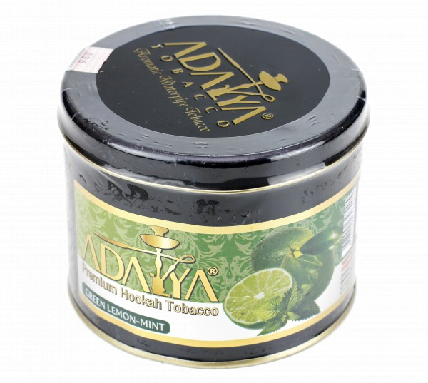 Adalya Green Lemon Mint Shisha Tabak 1kg