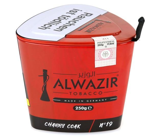 Alwazir No. 19 Cherry Coak Shisha Tabak 250g
