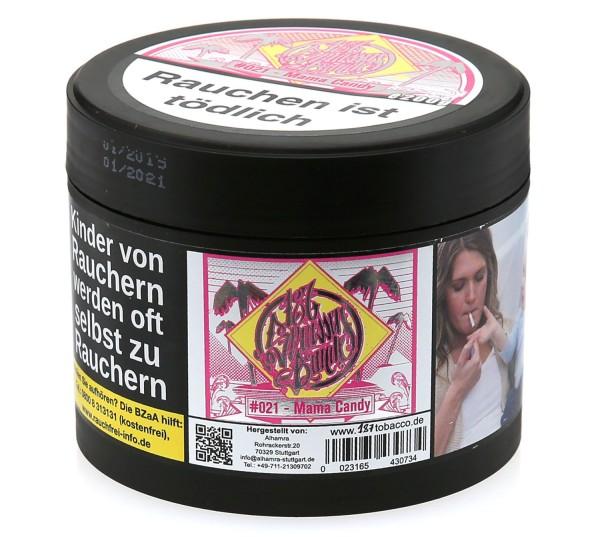 187 Straßenbande Mama Candy Shisha Tabak 200g