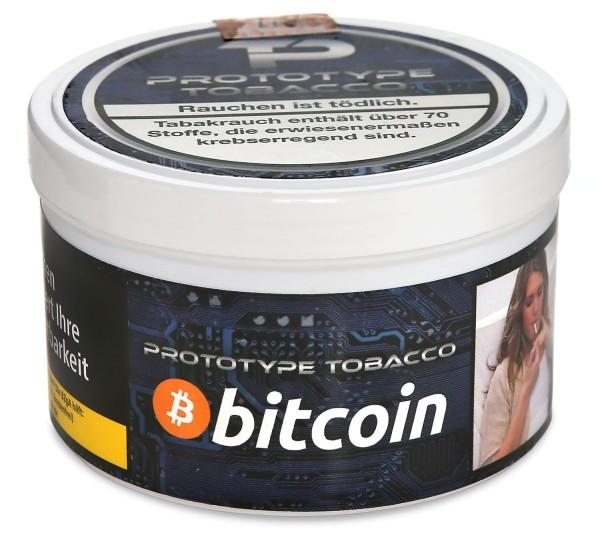 Prototype Bitcoin Shisha Tabak 200g