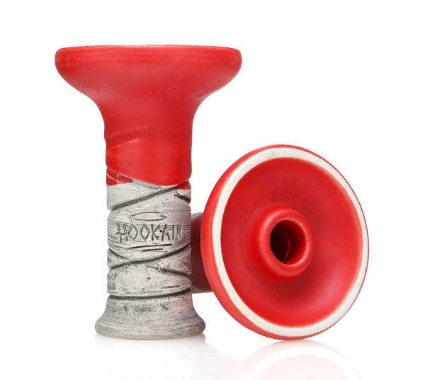 Hookain Lit Lip Phunnel Dope Red