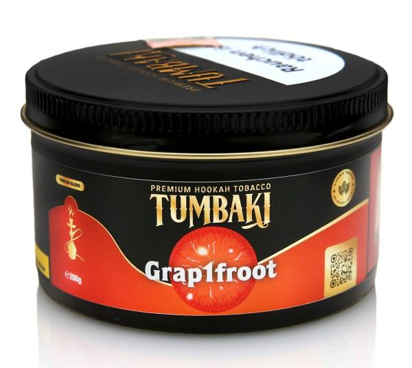 Tumbaki Tobacco - Grap1froot 200g