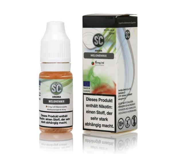 SC Melonenmix E-Zigaretten Liquid