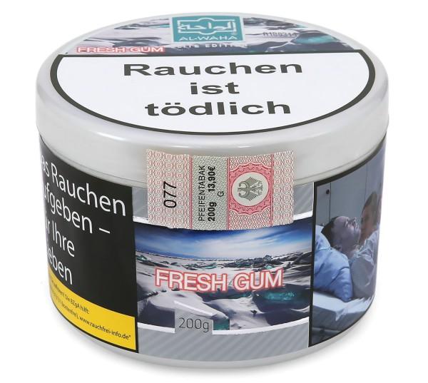 Al Waha Fresh Gum Shisha Tabak 200g