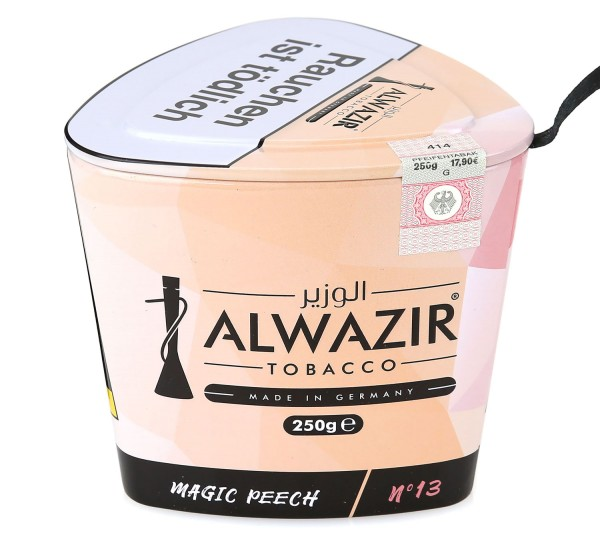 Alwazir No. 13 Magic Peech Shisha Tabak 250g