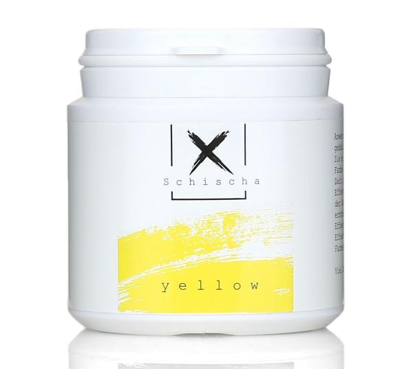 Xschischa X-Pulver 50g Yellow Sparkle