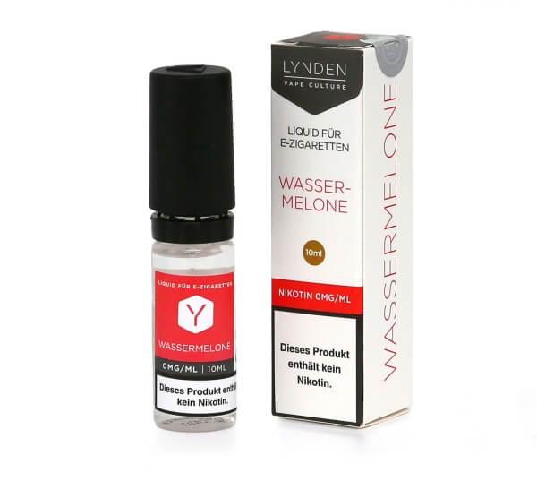 Lynden E-Liquid Wassermelone 0 mg/ml