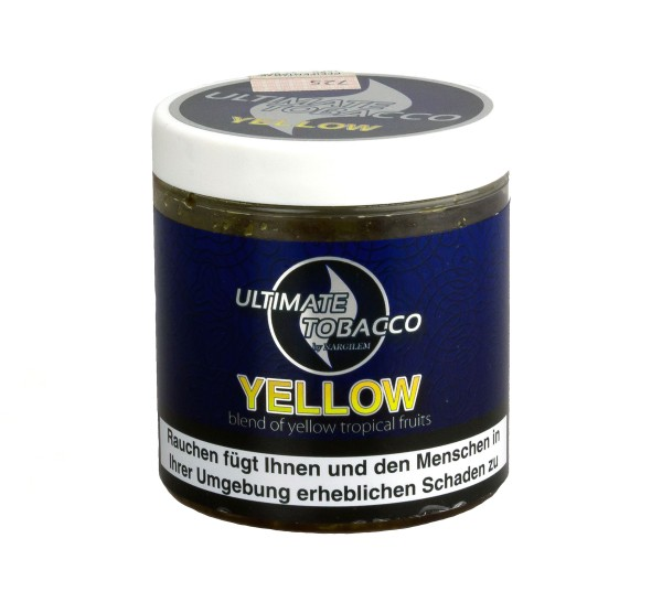 Ultimate Tobacco Yellow 150g