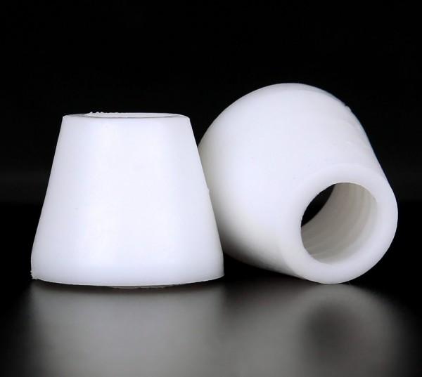 Kopfdichtung Silikon Straight White