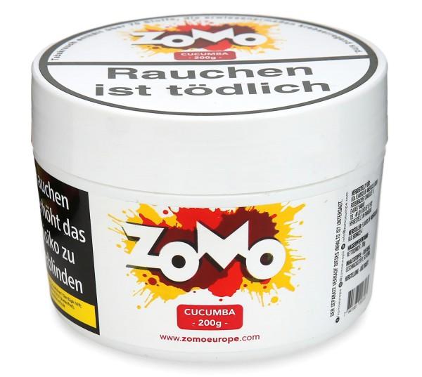 Zomo Cucumba Shisha Tabak 200g