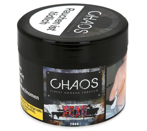 Chaos XoXo Shisha Tabak 200g