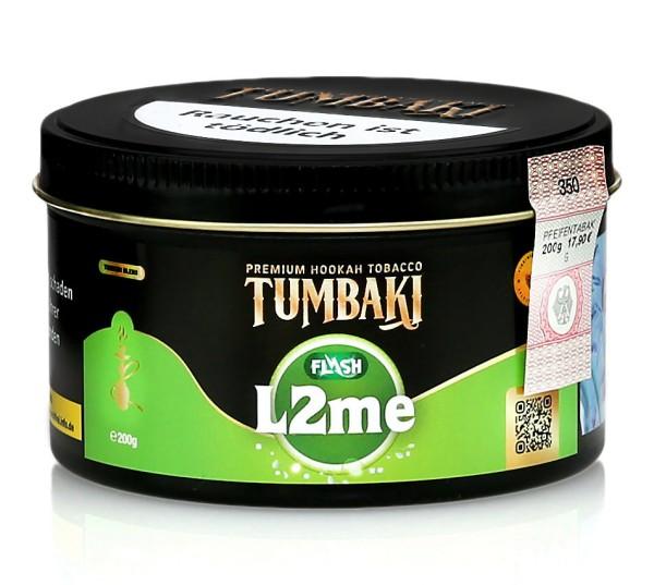 Tumbaki Tobacco - L2me Flash 200g