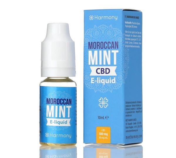 Harmony Moroccan Mint CBD Liquid