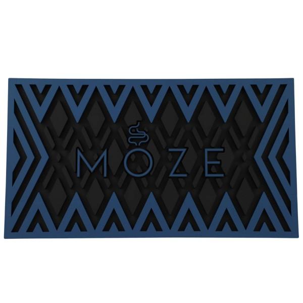 Moze Abtropfmatte - Blue