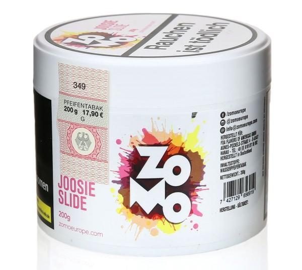 Zomo Joosie Slide Shisha Tabak 200g