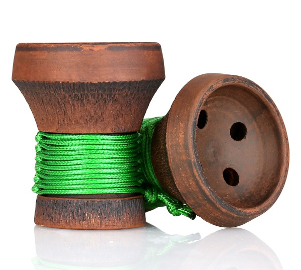Japona Hookah Smoke Bowl Green