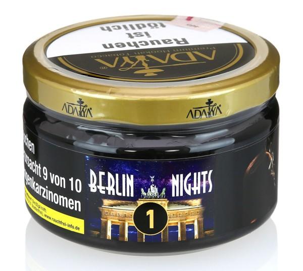 Adalya Berlin Nights Shisha Tabak 200g
