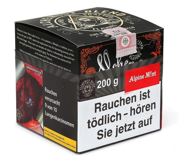 Alchemist Alpine M!nt Shisha Tabak 200g