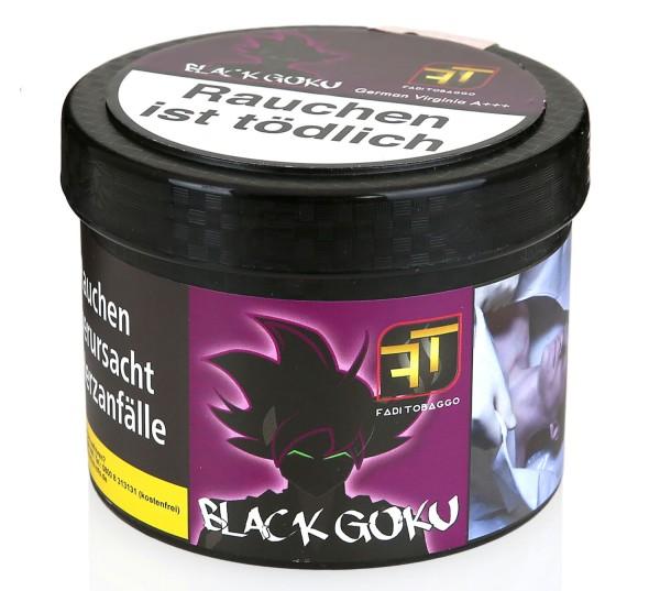 Fadi Tobaggo Black Goku Shisha Tabak 200g