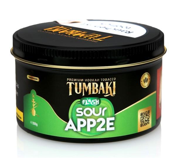Tumbaki Tobacco - Sour App2e Flash 200g