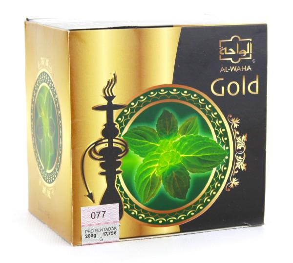 Al Waha Gold Minze Shisha Tabak 200g