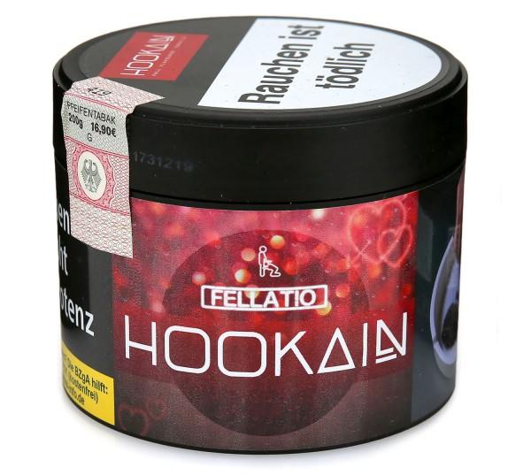 Hookain Fellatio Shisha Tabak 200g