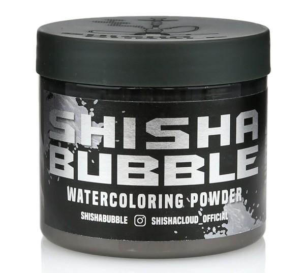 Shisha Bubble - Farbpulver - Black Gold 50g