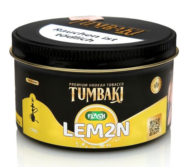 Tumbaki Tobacco - Lem2n Flash 200g