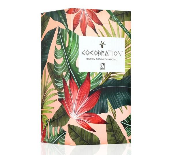 Cocobration Premium Shisha Kohle 1kg 27er