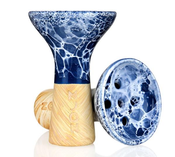Moon Killer Bowl Marble Blue