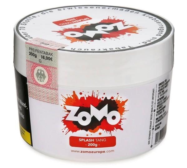 Zomo Splash Tang Shisha Tabak 200g