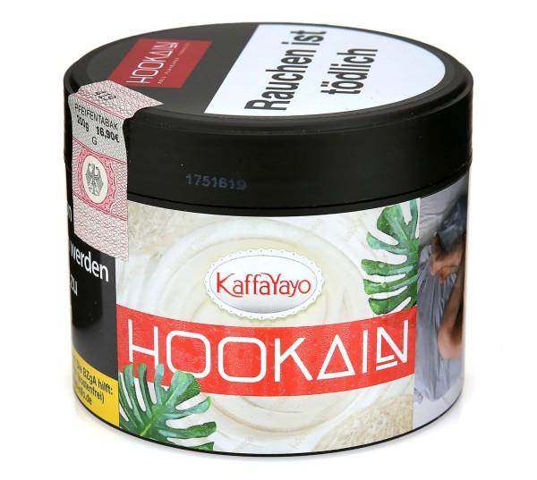 Hookain Kaffa Yayo Shisha Tabak 200g