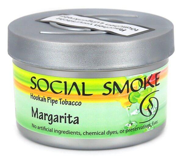 Social Smoke Margarita Shisha Tabak 250g