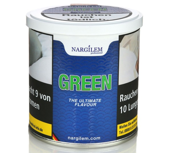 Nargilem Green Shisha Tabak 200g