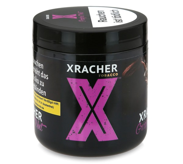 Xracher Gräpfruit Mint Shisha Tabak 200g