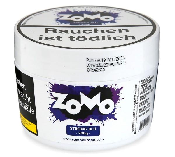 Zomo Strong Blu Shisha Tabak 200g